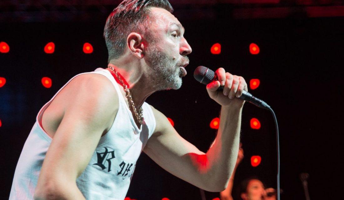 Сергей Шнуров выступит с прощальным туром